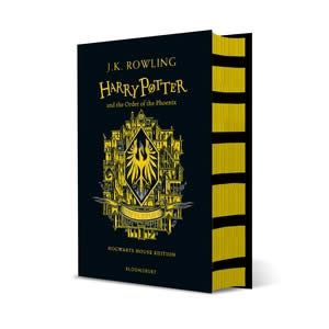 HARRY POTTER AND THE ORDER OF THE PHOENIX - HUFFLE