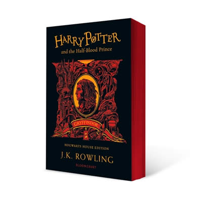 HARRY POTTER AND THE HALF-BLOOD PRINCE - GRYFFINDO