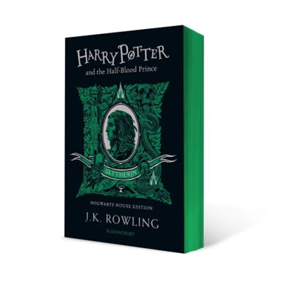 HARRY POTTER AND THE HALF-BLOOD PRINCE - SLYTHERIN