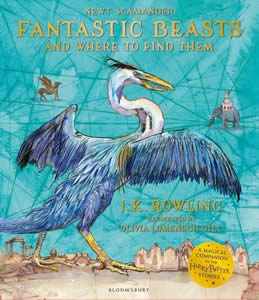 FANTASTIC BEASTS AND WHERE TO FIND THEM ILLUSTRATE