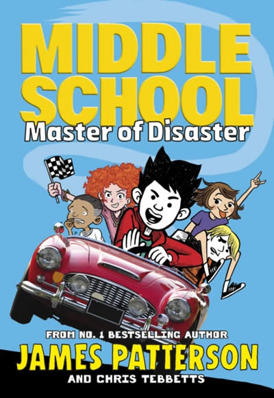 MIDDLE SCHOOL 12 : MASTER OF DISASTER