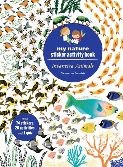 MY NATURE STICKER ACTIVITY BOOK