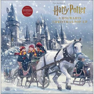 HARRY POTTER A HOGWARTS CHRISTMAS POP-UP