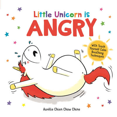 LITTLE UNICORN IS ANGRY