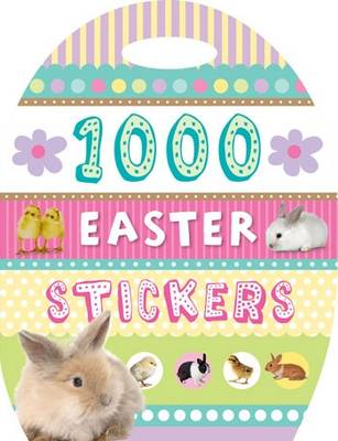 1000 STICKERS EASTER