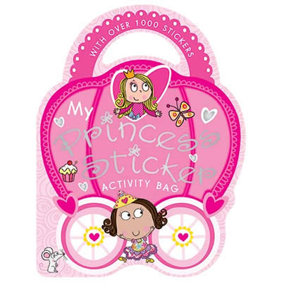 PRINCESS STICKER. MY