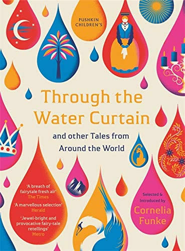 THROUGH THE WATER CURTAIN AND OTHER TALES FROM ARO