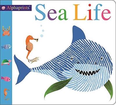 ALPHAPRINTS: SEA LIFE