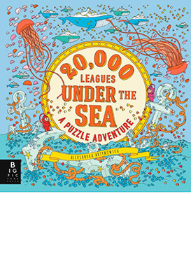 20000 LEAGUES UNDER THE SEA: A PUZZLE ADVENTURE