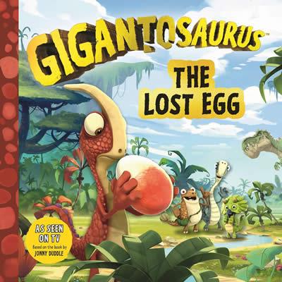 GIGANTOSAURUS: THE LOST EGG (NETFLIX)