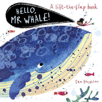 HELLO MR WHALE!