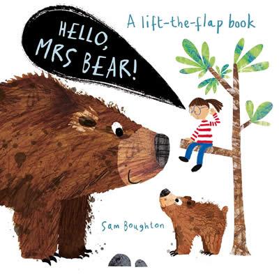 HELLO MRS BEAR!