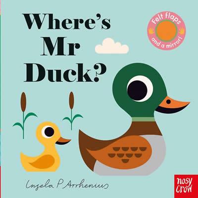 WHERE'S MR DUCK?