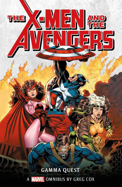 MARVEL CLASSIC NOVELS - X-MEN AND THE AVENGERS: TH