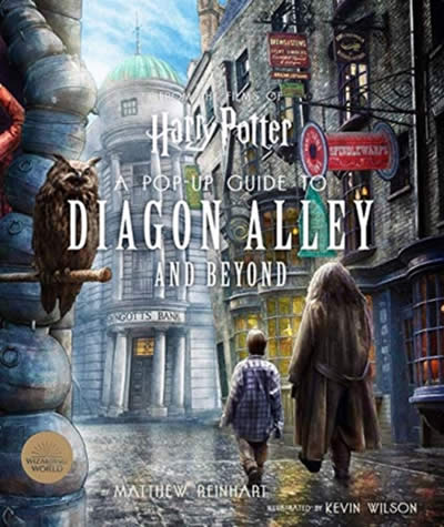 HARRY POTTER: A POP GUIDE TO DIAGON ALLEY AND BEYO