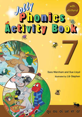 JOLLY PHONICS 7 WB