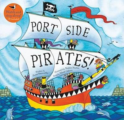 PORT SIDE PIRATES BOOK & CD