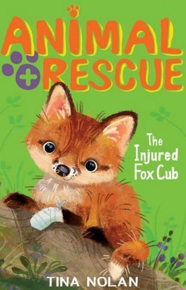 ANIMAL RESCUE 4: THE INJURED FOX CUB