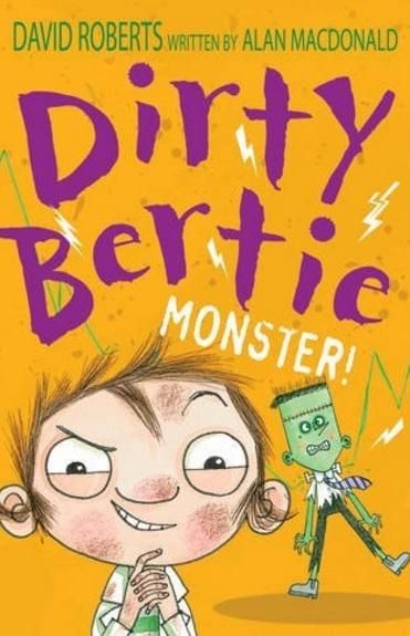 DIRTY BERTIE 29: MONSTER!