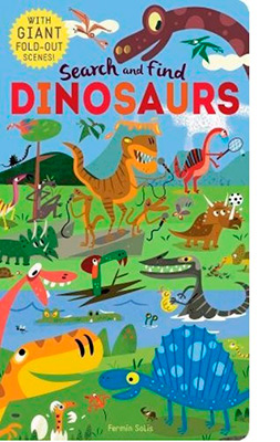 DINOSAURS (SEARCH AND FIND)