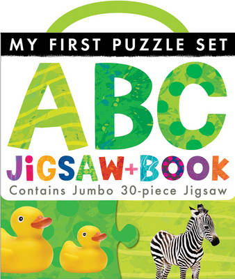 MY FIRST PUZZLE SET: ABC
