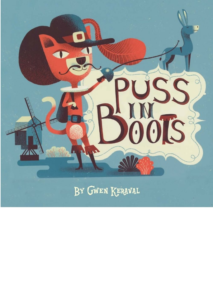 BIG PICTURE BOOK - PUSS IN BOOTS