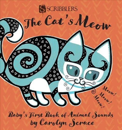 BABY'S FIRST BOOK OF ANIMALS THE CAT'S MEOW