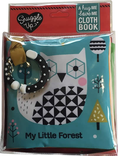 MY LITTLE FOREST - CLOTH BOOK