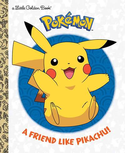 FRIEND LIKE PIKACHU!