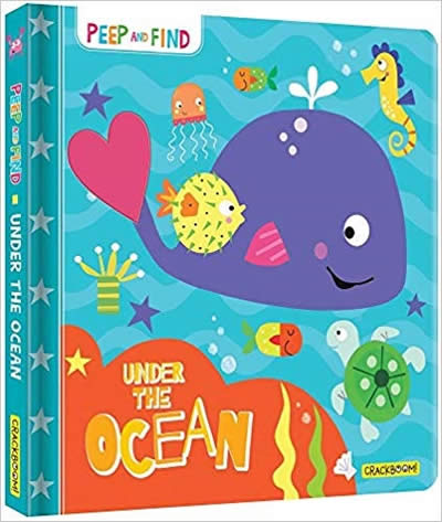 PEEP AND FIND: UNDER THE OCEAN
