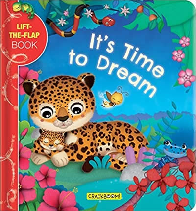IT'S TIME TO DREAM: LIFT-THE-FLAP BOOK