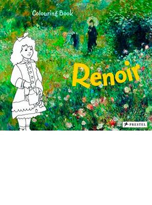 RENOIR COLOURING BOOK
