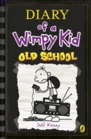 DIARY OF A WIMPY KID 10 OLD SCHOOL (CD)