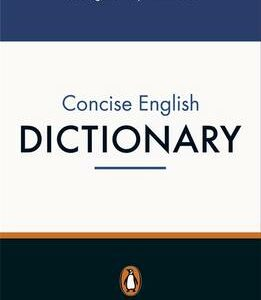 DICTIONARY OF ENGLISH CONCISE. PENGUIN