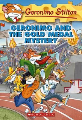GERONIMO STILTON #33: GERONIMO AND THE GOLD MEDAL