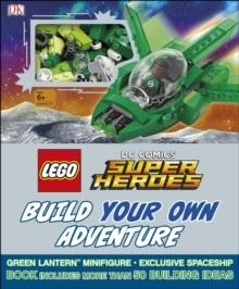 LEGO DC COMICS SUPER HEROES BUILD YOUR OWN ADVENTU