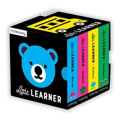 LITTLE LEARNER BOARD BOOK SET