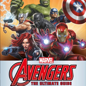 MARVEL AVENGERS ULTIMATE GUIDE UPDATED EDITION