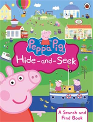 PEPPA PLAYS HIDE AND SEEK: