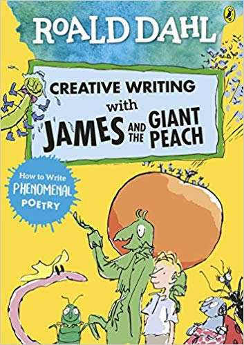 ROALD DAHL'S CREATIVE WRITING WITH JAMES AND THE G