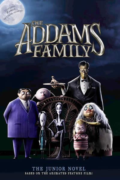 THE ADDAMS FAMILY JUNIOR NOVEL (FILM)