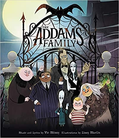 THE ADDAMS FAMILY PICTURE BOOK (FILM)
