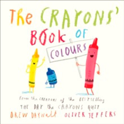 THE CRAYONS´ BOOK OF COLOURS
