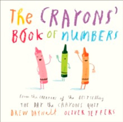 THE CRAYONS´ BOOK OF NUMBERS