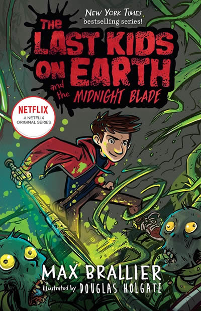THE LAST KIDS ON EARTH 5 AND THE MIDN (NETFLIX TV)