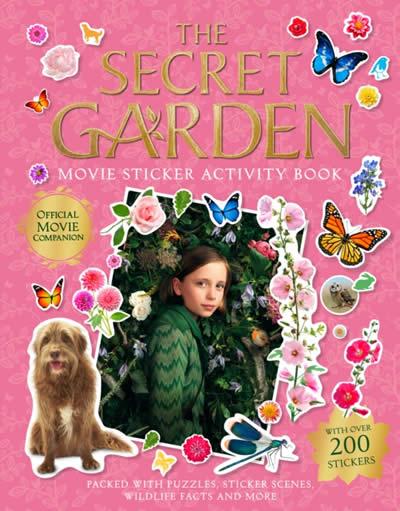 THE SECRET GARDEN STICKER ACTIVITY BOOK (FILM)