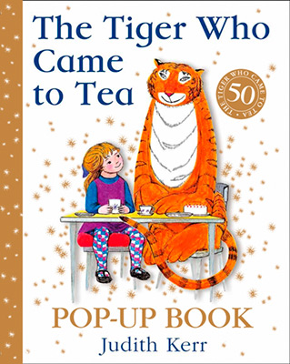 TIGER WHO CAME TO TEA POP UP