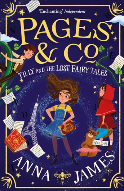 TILLY AND THE LOST FAIRYTALES