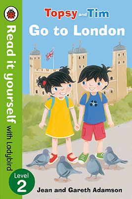 TOPSY AND TIM: GO TO LONDON RIY2