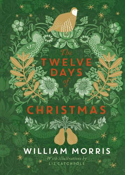 V & A THE TWELVE DAYS OF CHRISTMAS